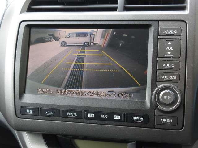 X特別仕様車 HDDナビエディション 純正HDDナビ  キーレス(6枚目)