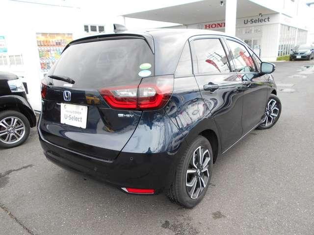e:HEVネス 試乗車UP ギャザズ9インチナビVXU-205FTi(Honda CONNECT対応) Bluetoothオーディオ 音楽録音機能 フルセグ リアカメラ ETC 禁煙車(7枚目)