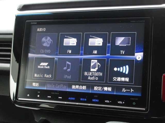 1.5 モデューロX ホンダ センシング ギャザズ9インチナビ VXM-175VFNi Bluetoothオーディオ 音楽録音機能 フルセグ ドラレコ ETC ワンオーナー(5枚目)