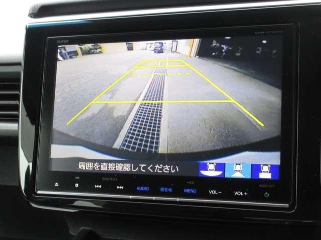 1.5 モデューロX ホンダ センシング ギャザズ9インチナビ VXM-175VFNi Bluetoothオーディオ 音楽録音機能 フルセグ ドラレコ ETC ワンオーナー(12枚目)