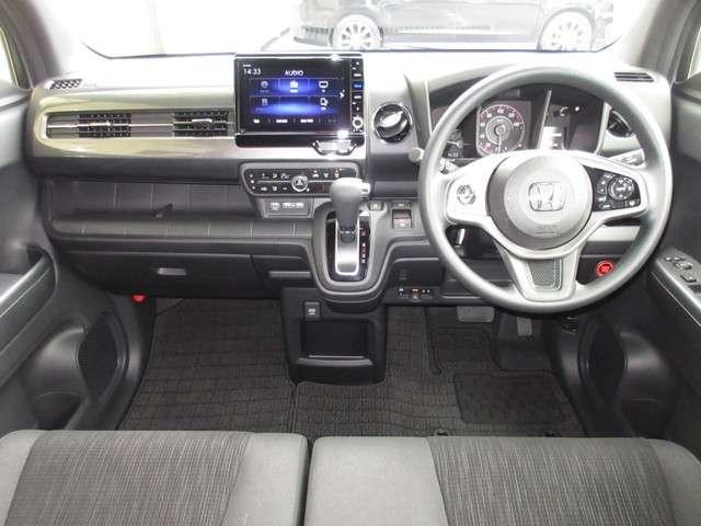 Lホンダセンシング 試乗車UP ギャザズナビ VXU-217NBi Bluetoothオーディオ 音楽録音機能 フルセグ リアカメラ ETC 禁煙車(11枚目)