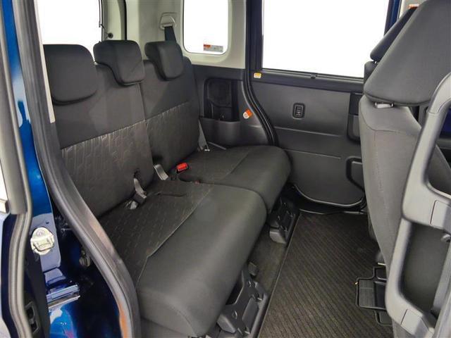 【居住性】リヤシートのスペースは、しっかり確保してます♪もちろん室内クリーニング済みです☆
