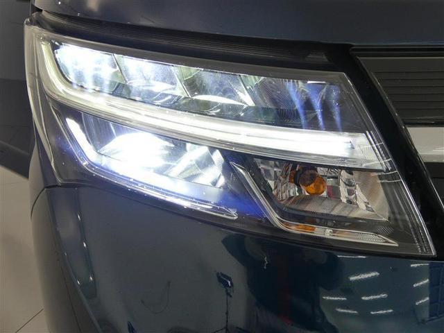 【LEDヘッドライト】 消費電力が少ない〔LED〕ヘッドランプです。 すぐに明るくなるのでトンネルなど急に暗くなった場合でも安心!