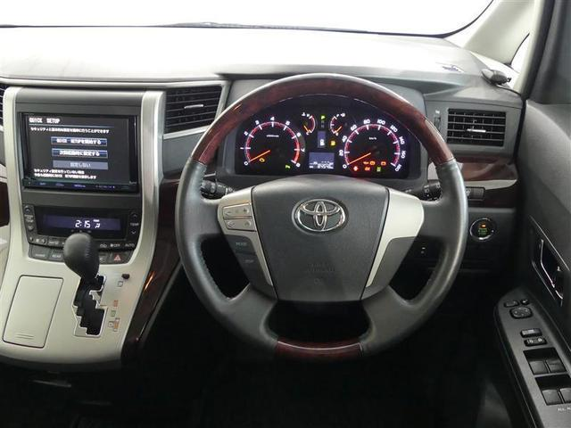 2.4Z 4WD フルセグ HDDナビ 後席モニター バックカメラ ETC 両側電動スライド HIDヘッドライト 3列シート ワンオーナー DVD再生 ミュージックプレイヤー接続可 乗車定員7人 安全装備 CD(4枚目)