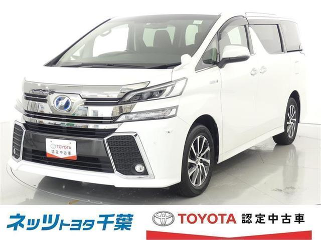 ZR HV トヨタ認定中古車 1年間走行無制限保証(2枚目)