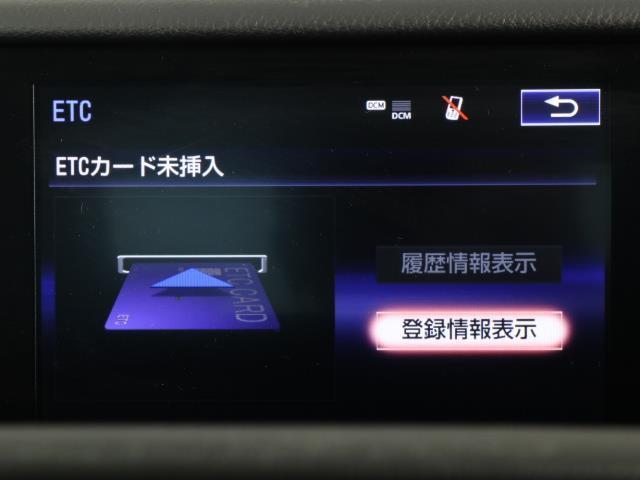 IS300h バージョンL 1オーナー 地デジ LED ナビTV ETC メモリーナビ 電動シート アルミホイール イモビライザー スマートキ- バックモニタ- レーダークルコン 革S 記録簿 DVD(7枚目)