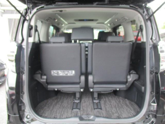 2.5Z Gエディション 両側電動スライド トヨタセーフティーセンス パワーバックドア LED 4WD ETC フルセグTV バックカメラ メモリーナビ クルーズコントロール 1オーナー モデリスタエアロ スマートキー(13枚目)