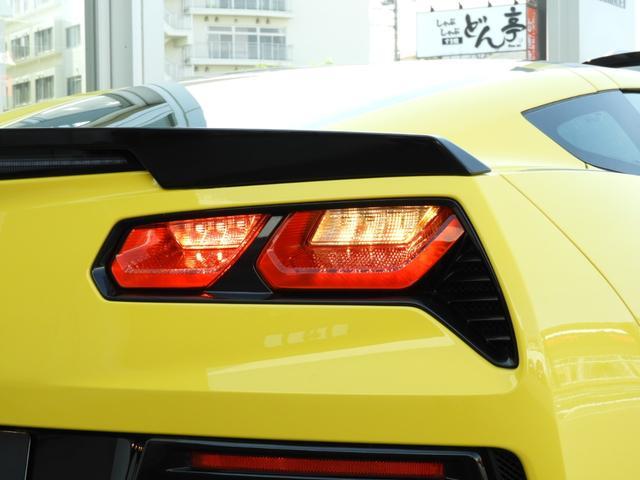 シボレー シボレー コルベット Z51 3LT シボレー認定中古車 純正ナビ V8エンジン