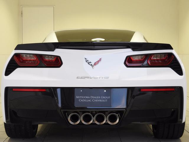 シボレー シボレー コルベット Z51 シボレー認定中古車 V8エンジン 1年延長保証付き