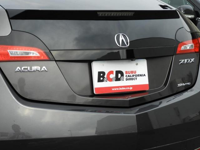 アキュラ アキュラ ZDX テクノロジー アドバンスPKG BCD直輸入 ベージュレザー