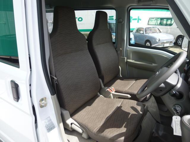 日産 NV100クリッパーバン DXハイルーフ 届出済未使用車