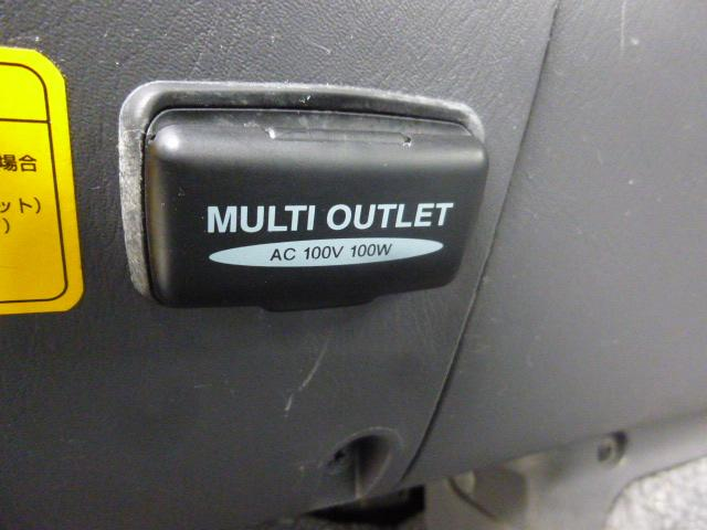 AC100V電源装備!!