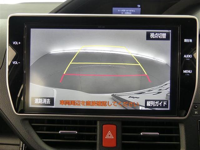 ZS フルセグ メモリーナビ 後席モニター バックカメラ 衝突被害軽減システム ETC 両側電動スライド LEDヘッドランプ 3列シート ウオークスルー ワンオーナー DVD再生 記録簿 乗車定員8人 CD(13枚目)