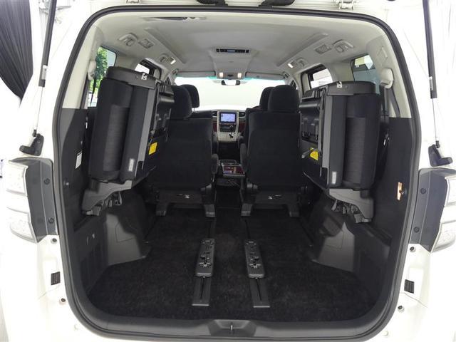 3.5Z フルセグ HDDナビ バックカメラ ETC 両側電動スライド HIDヘッドライト 3列シート DVD再生 記録簿 乗車定員7人 安全装備 オートクルーズコントロール ナビ&TV CD アルミホイール(8枚目)