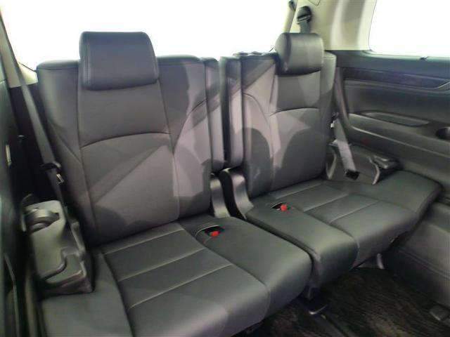 2.5Z Gエディション サンルーフ フルセグ メモリーナビ 後席モニター バックカメラ 衝突被害軽減システム ETC 両側電動スライド LEDヘッドランプ 3列シート ワンオーナー DVD再生 乗車定員7人 安全装備 CD(15枚目)