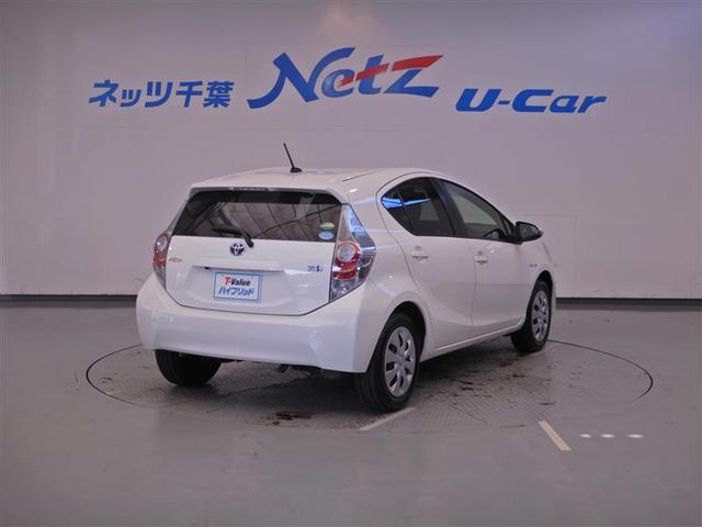 「トヨタ」「アクア」「コンパクトカー」「千葉県」の中古車4