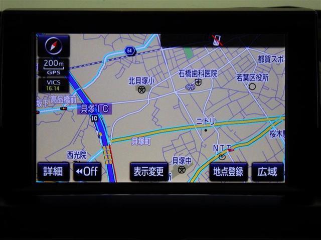 G SDナビ フルセグTV タイヤ2本新品(8枚目)