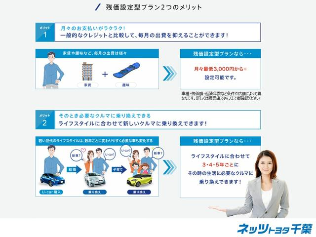 U トヨタ認定中古車 1年間走行無制限保証(50枚目)