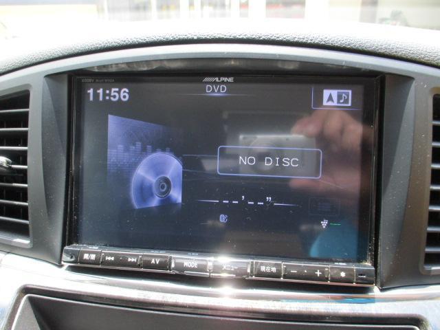 ライダー 黒本革シート アルパインナビ・フルセグ・Bカメラ・RAYS22AW・車高調・フリップダウンモニター・サンルーフ・パワーバックドア(13枚目)