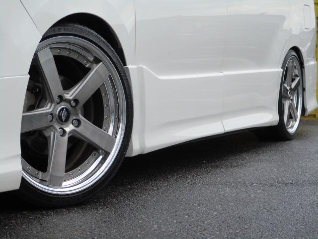 ZS アルパインナビ・フルセグ・Bカメラ・フリップダウンモニター・WORK19AW・車高調・ワンオーナー・モデリスタエアロ(6枚目)