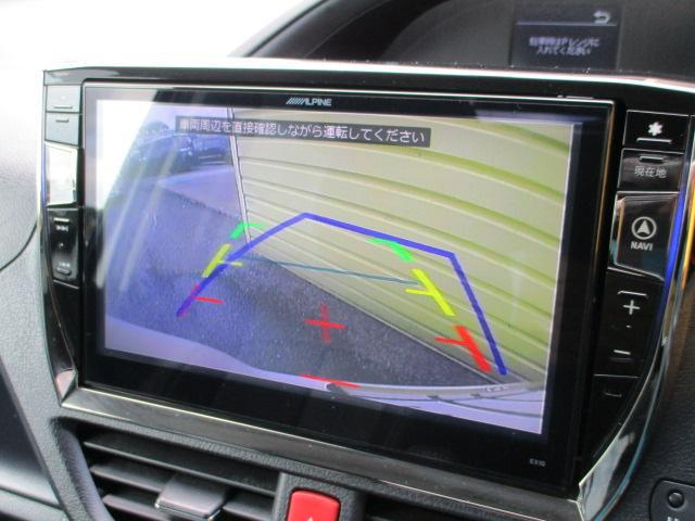 ZS アルパインナビ・フルセグ・Bカメラ・フリップダウンモニター・WORK19AW・車高調・ワンオーナー・モデリスタエアロ(13枚目)