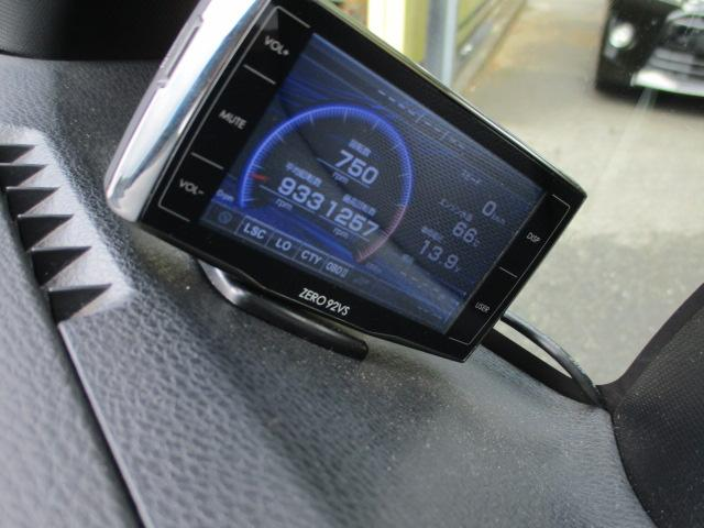 ZS アルパインナビ・フルセグ・Bカメラ・フリップダウンモニター・WORK19AW・車高調・ワンオーナー・モデリスタエアロ(18枚目)