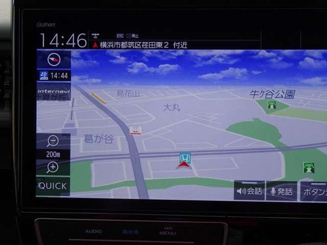 モデューロX ホンダセンシング 10インチナビ 当社デモカー(10枚目)