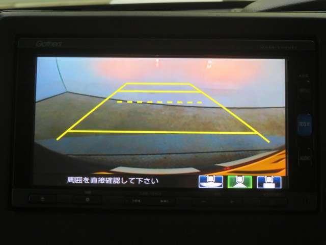 G・EXホンダセンシング ワンオーナードラレコメモリーナビRカメラ(3枚目)