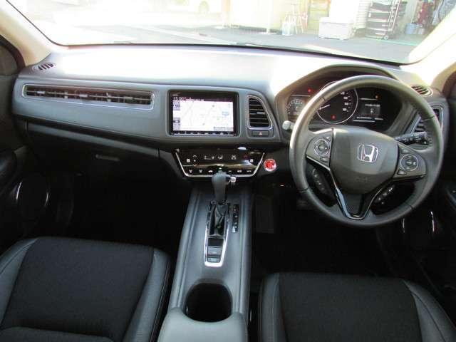 X・ホンダセンシング 当社元試乗車 純正メモリーナビ Bluetooth インターナビ リアカメラ ETC 安全運転支援システム サイドカーテンエアバッグ シートヒーター アルミホイール スマートキーシステム(16枚目)