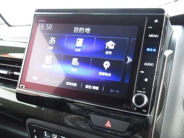 G・Lホンダセンシング 当社元試乗車 禁煙車 純正8インチナビ Bluetooth ETC 安全運転支援システム 衝突軽減ブレーキシステム サイドカーテンエアバック LEDヘッドライト 左側電動パワースライドドア(5枚目)