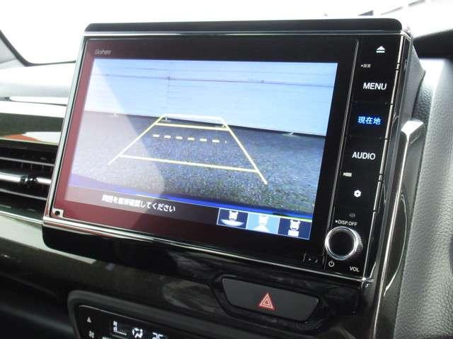 G・Lホンダセンシング 当社元試乗車 禁煙車 純正8インチナビ Bluetooth ETC 安全運転支援システム 衝突軽減ブレーキシステム サイドカーテンエアバック LEDヘッドライト 左側電動パワースライドドア(6枚目)