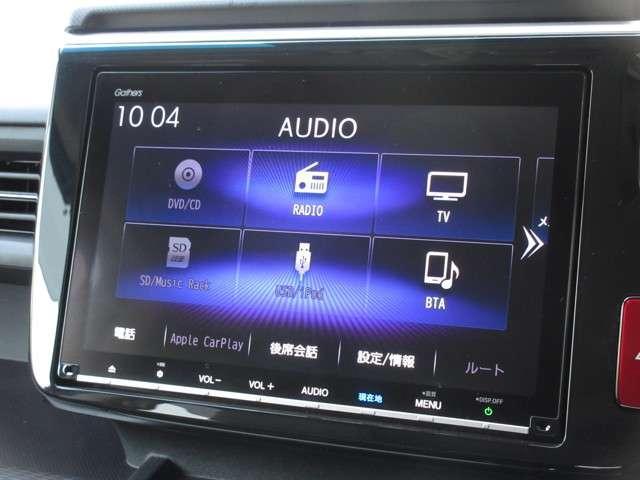 スパーダ・クールスピリット ホンダセンシング ワンオーナー 純正9インチナビ Bluetooth ETC リアカメラ 安全運転支援システム 衝突軽減ブレーキシステム サイドカーテンエアバック  両側電動パワースライドドア シートヒーター(4枚目)