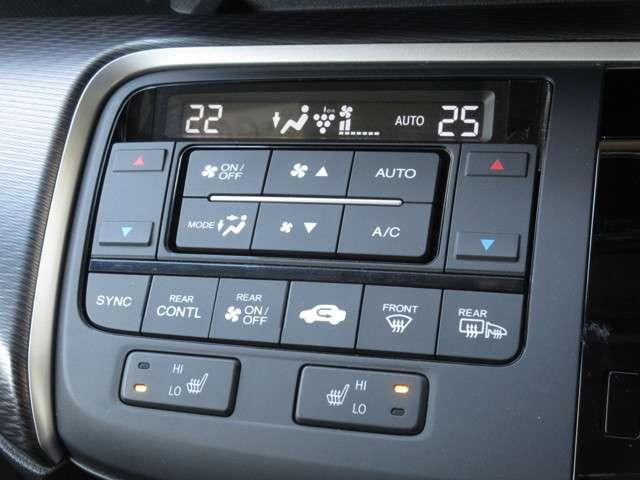スパーダ・クールスピリット ホンダセンシング ワンオーナー 純正9インチナビ Bluetooth ETC リアカメラ 安全運転支援システム 衝突軽減ブレーキシステム サイドカーテンエアバック  両側電動パワースライドドア シートヒーター(14枚目)