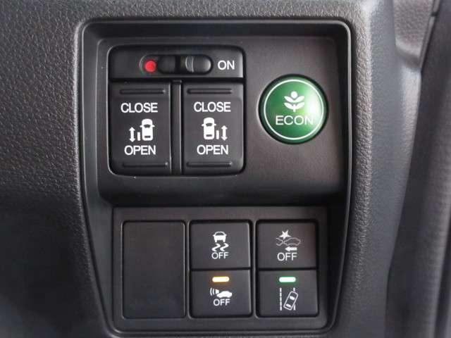 ハイブリッドアブソルート・ホンダセンシングEXパック ワンオーナー 純正メモリーナビ Bluetooth ETC ドライブレコーダー 全方位カメラ 安全運転支援システム 衝突軽減ブレーキシステム サイドカーテンエアバック 両側電動パワースライドドア(13枚目)