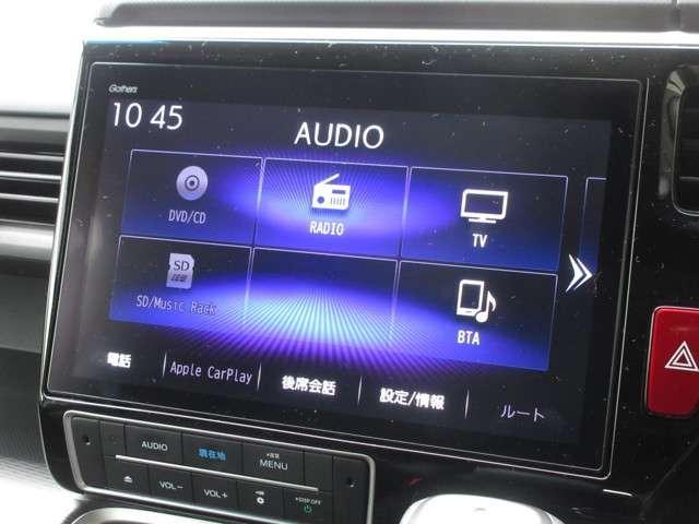 スパーダ・クールスピリット ホンダセンシング ワンオーナー 純正10インチナビ リア席モニター Bluetooth ドライブレコーダー ETC 安全運転支援システム 衝突軽減ブレーキシステム 両席電動パワースライドドア LEDヘッドライト(4枚目)