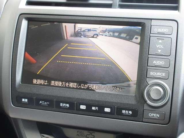 X特別仕様車 HDDナビエディション 7人乗り 純正HDDナビ サウンドコンテナ ETC リアカメラ キーレス ディスチャージヘッドライト オートエアコン アルミホイール ドアバイザー(6枚目)