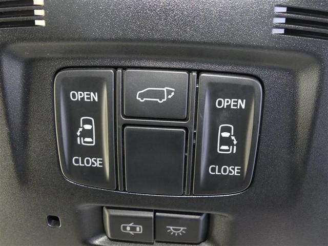 両側電動スライドドア装備!ドアノブ・リモコンキー・車内スイッチで、ドアの開閉操作が出来ます♪ミニバンの人気の装備です!