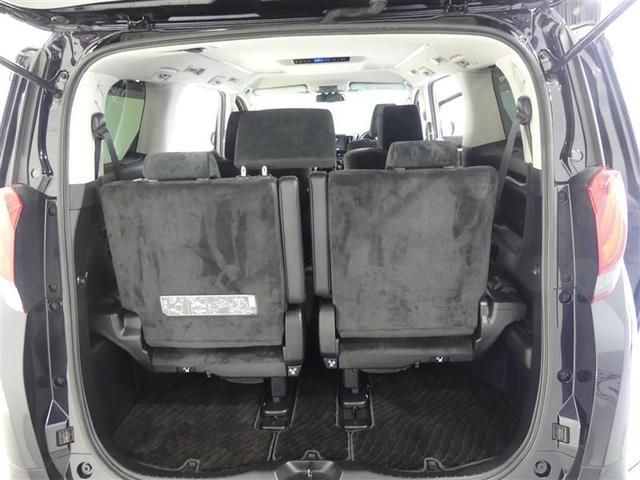 SR 4WD フルセグ メモリーナビ バックカメラ 衝突被害軽減システム ETC 両側電動スライド LEDヘッドランプ 3列シート ワンオーナー DVD再生 記録簿 乗車定員7人 安全装備 電動シート CD(9枚目)