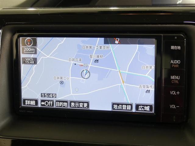 【メモリーナビ(フルセグTV)】ドライブの大事なパートナー!ルート案内はもちろん、CD、DVD再生等々、ドライブがいっそう楽しくなる機能が満載です。