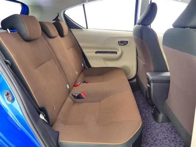 リヤシートのスペースは、しっかり確保してます♪もちろん室内クリーニング済みです☆