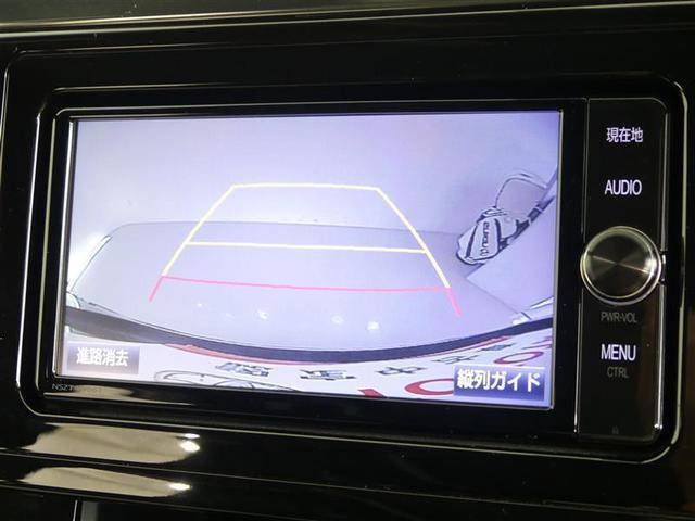 2.5Z Aエディション ゴールデンアイズ フルセグ メモリーナビ バックカメラ 衝突被害軽減システム ETC 両側電動スライド LEDヘッドランプ 3列シート ワンオーナー DVD再生 乗車定員7人 安全装備 オートクルーズコントロール CD(13枚目)