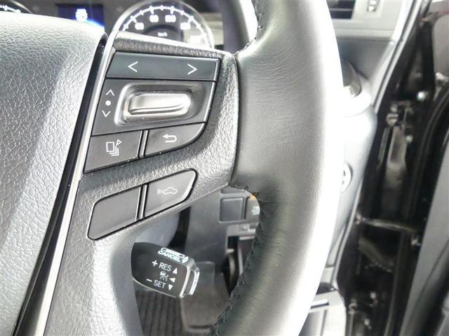 2.5Z Aエディション ゴールデンアイズ フルセグ メモリーナビ バックカメラ 衝突被害軽減システム ETC 両側電動スライド LEDヘッドランプ 3列シート ワンオーナー DVD再生 乗車定員7人 安全装備 オートクルーズコントロール CD(19枚目)