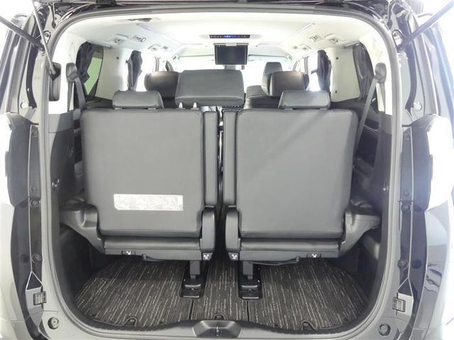 2.5Z Gエディション フルセグ メモリーナビ 後席モニター バックカメラ 衝突被害軽減システム ETC 両側電動スライド LEDヘッドランプ 3列シート ワンオーナー DVD再生 記録簿 乗車定員7人 安全装備 電動シート(12枚目)