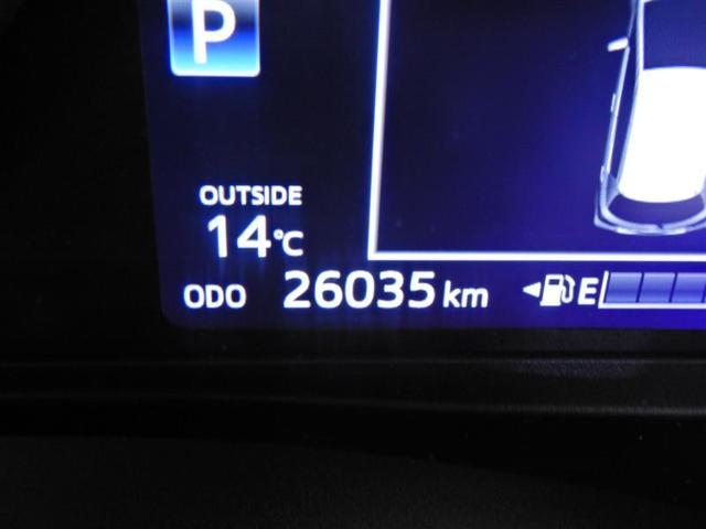 【走行メーター】 お車の実走行距離はご覧の通り。点検記録簿とすり合わせをして、メーターの交換歴等も必ずチェックします。