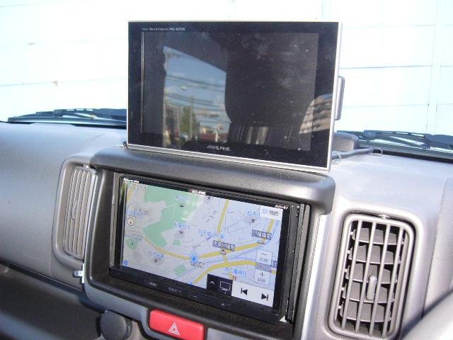 BUSTER 5MT 4WD メモリーナビ バックカメラ(3枚目)