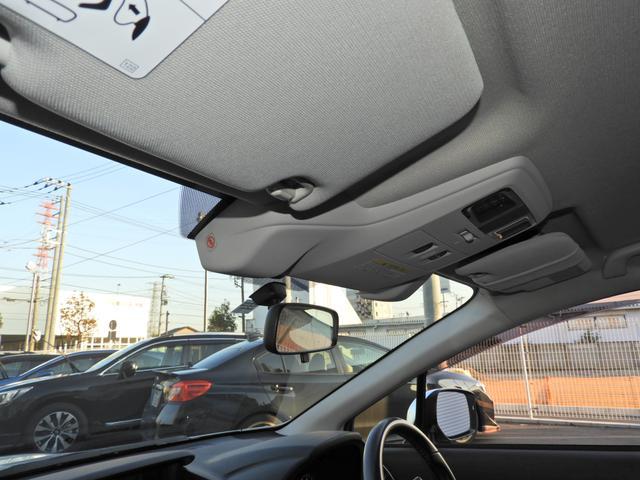 スバル レヴォーグ 1.6GT-S EyeSight フロント&サイドエアロ装着