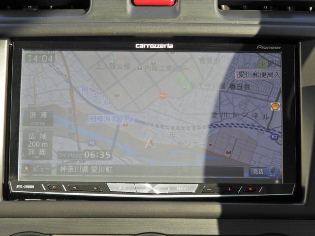 スバル フォレスター 2.0XT アイサイト HDナビ ETC Rカメラ