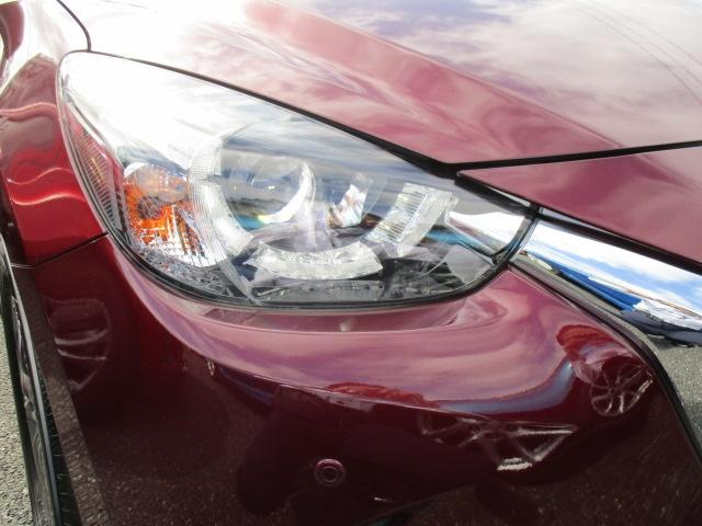 ■ヘッドライトLEDランプ搭載!精悍な印象を与えるヘッドライトです!