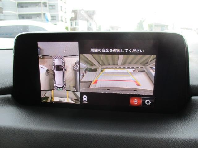 2.2 XD プロアクティブ 7人乗り 後席モニター(3枚目)
