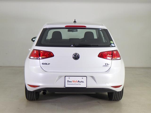 フォルクスワーゲン VW ゴルフ TSIコンフォートラインプレミアムエディション 認定中古車